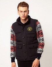 Lyle &amp; Scott Vintage Gilet