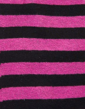 Image 2 of River Island 5 Pack Bright Stripe Socks