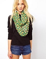 ASOS Wallpaper Print Snood