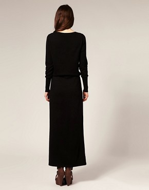 Image 2 ofOasis Knitted Maxi Dress