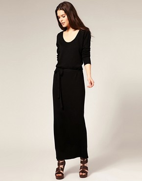 Image 4 ofOasis Knitted Maxi Dress