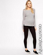 ASOS Maternity  Lange, weiche Leggings