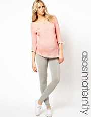 ASOS Maternity Full Length Soft Touch Legging