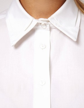 Image 3 ofASOS Shirt With Double Collar