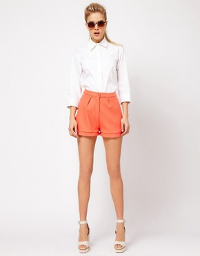 Image 4 ofASOS Shirt With Double Collar