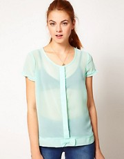 Vero Moda Top With Bow