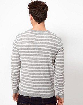 Image 2 ofASOS Stripe Jumper