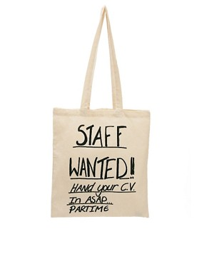 Image 1 ofBorders &amp; Frontiers Staff Wanted Shopper