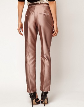 Image 2 ofASOS Premium Evening Trousers