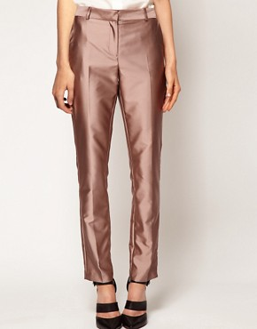 Image 4 ofASOS Premium Evening Trousers