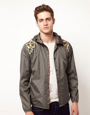 Image 1 ofASOS Packable Cagoule