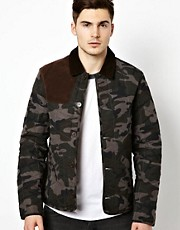 D-Struct Quilted Jacket