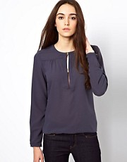 Vero Moda Long Sleeve Blouson Top