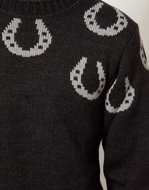Image 3 ofCommon Sons Jumper with Hoof Print