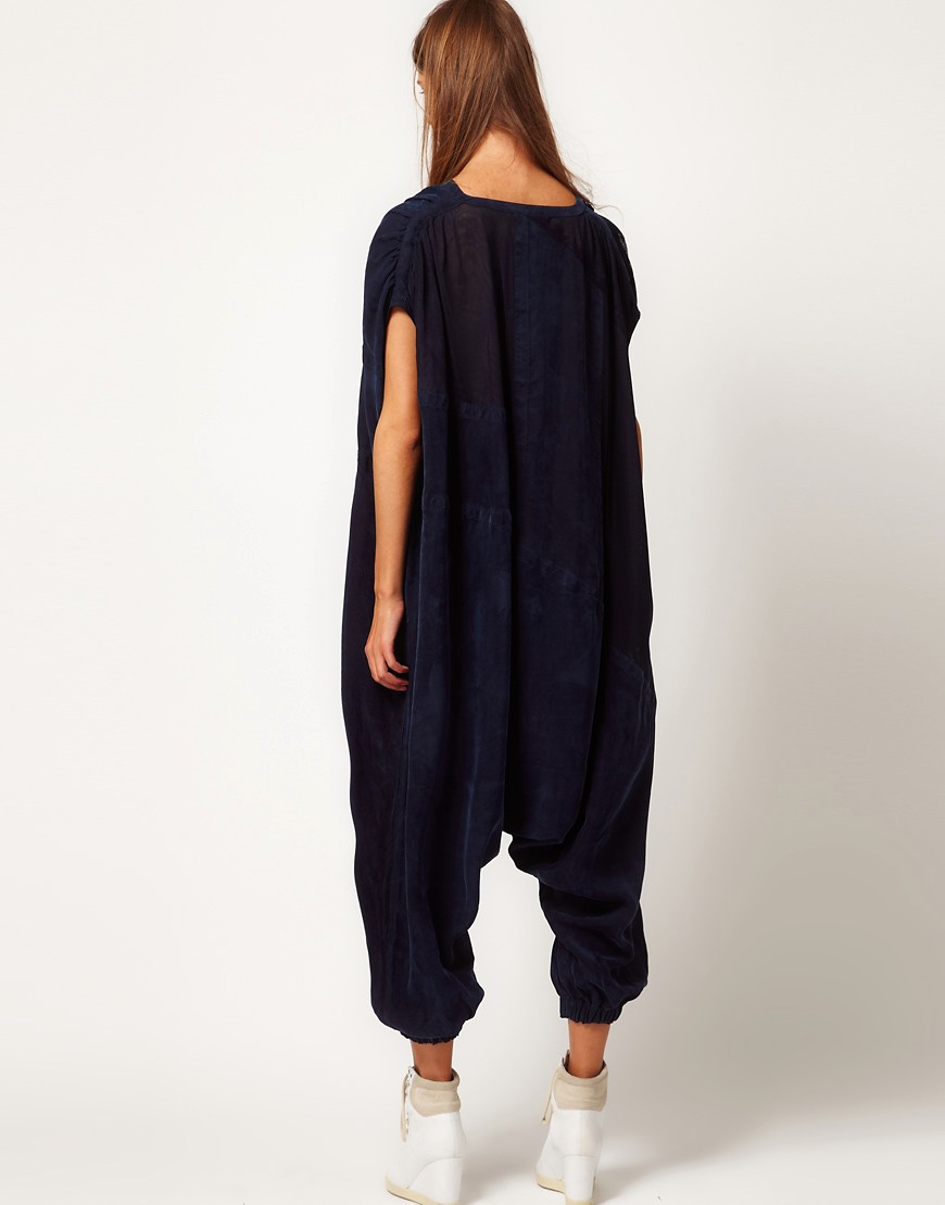 Image 2 of ASOS Revive Oversized Jumpsuit