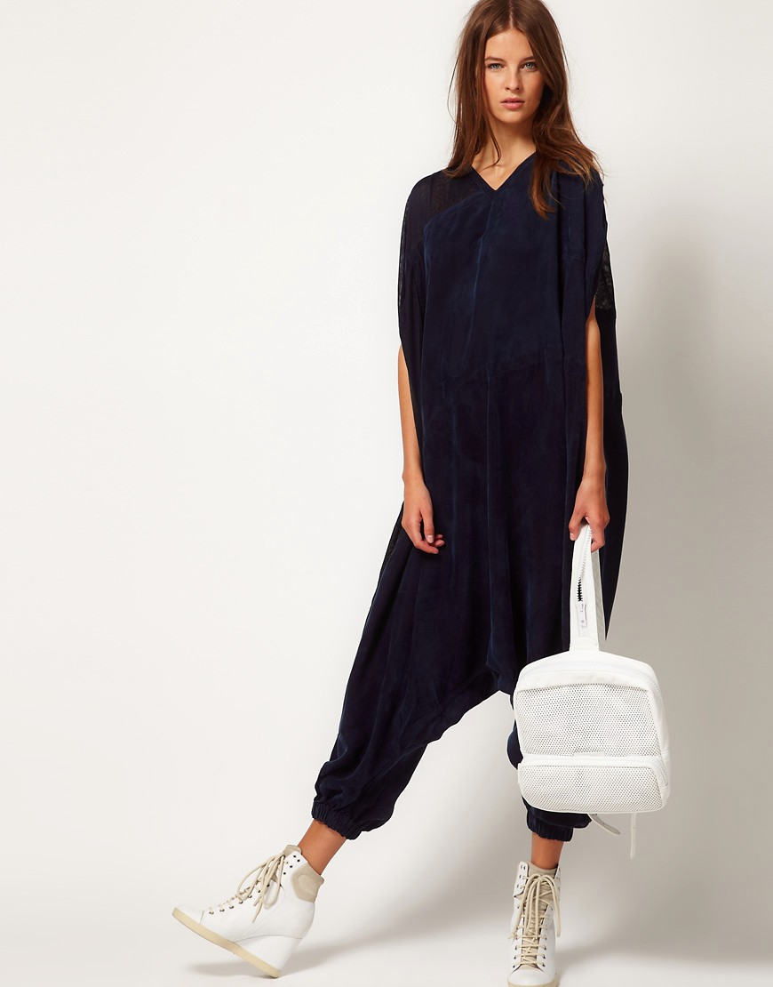 Image 4 of ASOS Revive Oversized Jumpsuit