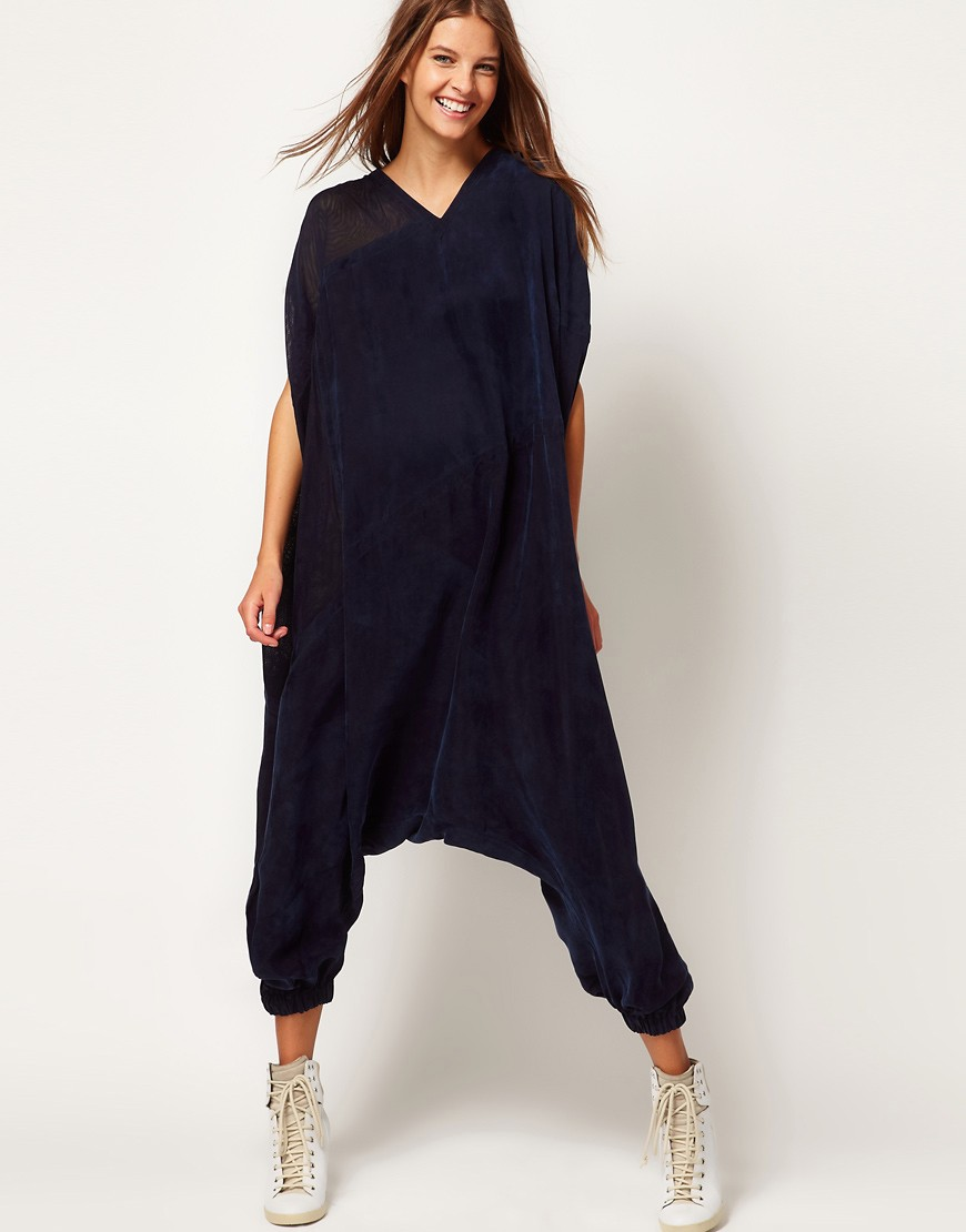Image 1 of ASOS Revive Oversized Jumpsuit