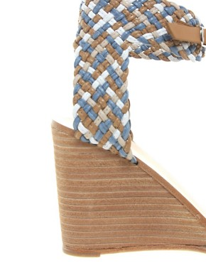Image 2 of See By Chloe Braided Wedge Sandal