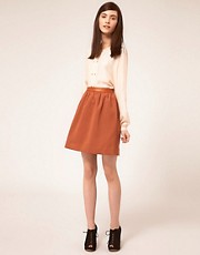 Gat Rimon Flippy Skirt