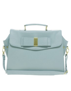 Image 1 ofASOS Bow Smart Bag