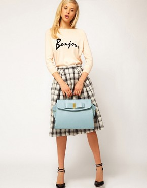 Image 3 ofASOS Bow Smart Bag
