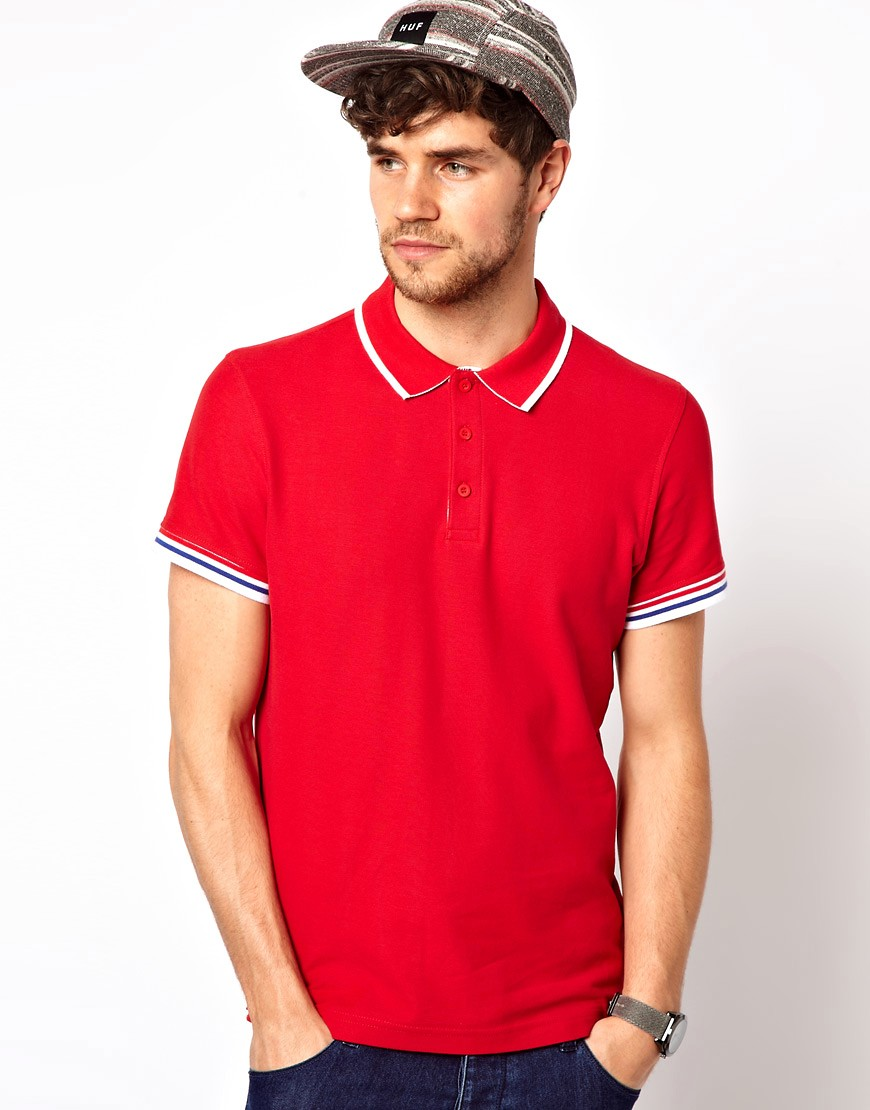 Image 1 of New Look Polo Shirt