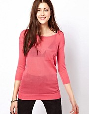 Vero Moda Slouchy Pocket Jumper