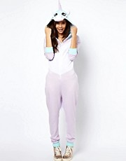 ASOS Onesie In Unicorn Style