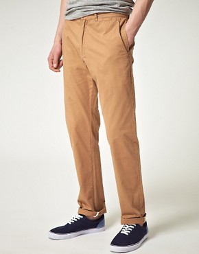 Image 1 ofPeople&#39;s Market Slim Chinos