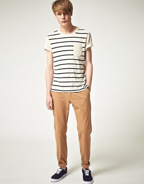 Image 4 of People's Market Slim Chinos