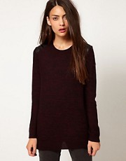 Whistles Josa Shoulder Detail Jumper