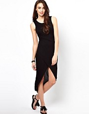 Warehouse Hi Lo Maxi Dress