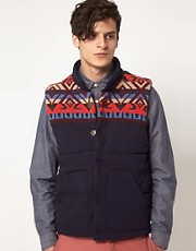 Tom and Hawk Jesse James Gilet