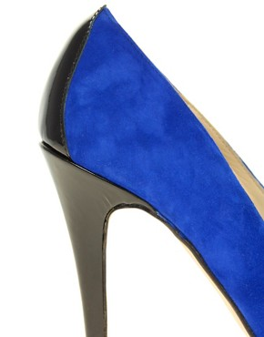 Image 3 ofGanni Exclusive Katie Contrast Court Shoes