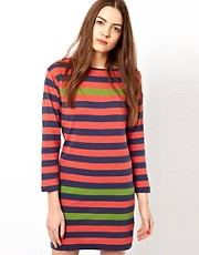 French Connection Jaz Stripe Dress