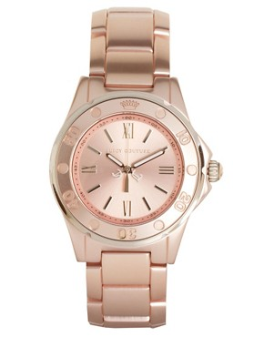 Image 1 ofJuicy Couture Gold Steel Bracelet Watch