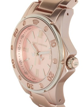 Image 4 ofJuicy Couture Gold Steel Bracelet Watch