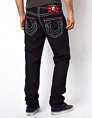 True Religion Jeans Geno Super T Slim Fit