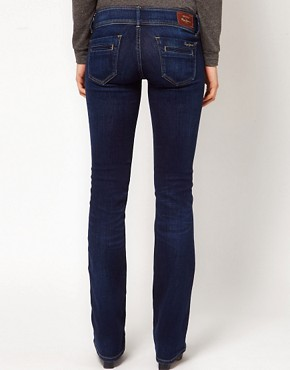 Image 2 ofPepe Jeans Pimlico Flared Jeans