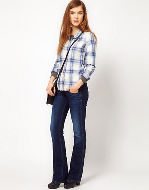 Image 4 ofPepe Jeans Pimlico Flared Jeans
