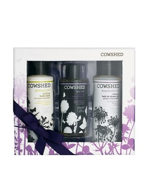 Image 3 ofCowshed Limited Edition Mixed Trio Set SAVE 88%