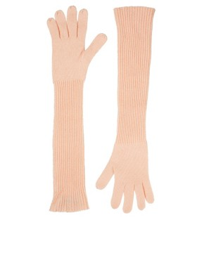 Image 1 ofGanni Tango Cashmere Gloves