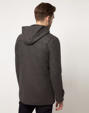 Image 2 ofASOS Duffle Coat