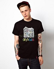 Camiseta Dirty House de Dirty Smart