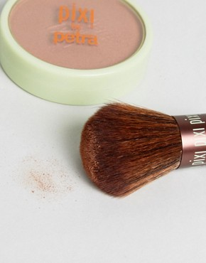 Image 3 ofPixi Beauty Bronzer + Kabuki