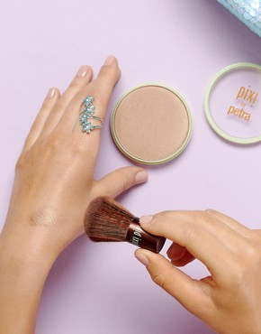 Image 4 ofPixi Beauty Bronzer + Kabuki