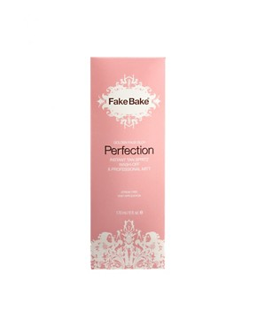Image 2 ofFakeBake Perfection Instant Tan Spritz &amp; Professional Mitt 170ml
