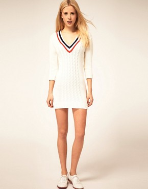 Bild 4 von ASOS  Cricket-Pulloverkleid
