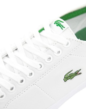 Image 3 ofLacoste Marcel Leather Trainers