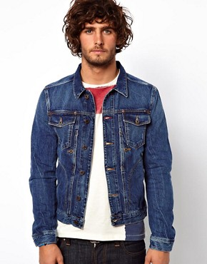 Image 1 ofHilfiger Denim Denim Jacket
